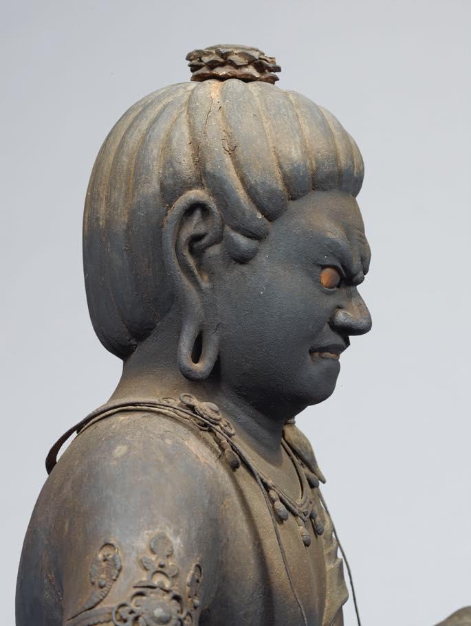 国指定 重要文化財 鎌倉時代 木造不動明王坐像 快慶作3